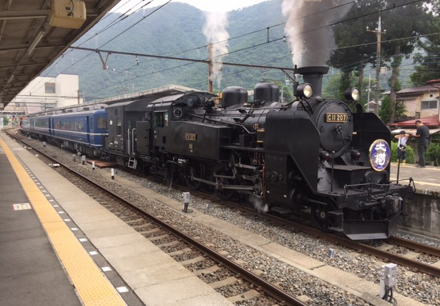 東武鉄道のSL